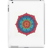Mandala Drawing #14 Original Design by TAM iPad Case/Skin