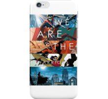 Gothams Warriors iPhone Case/Skin