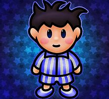 Ness in Pajamas by likelikes