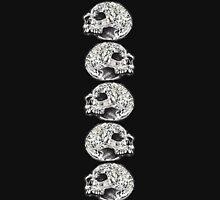 Granite Skull Stack Unisex T-Shirt