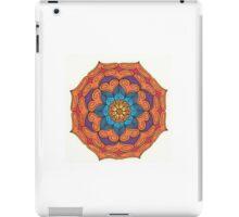 Mandala Drawing #15 Original Design by TAM iPad Case/Skin