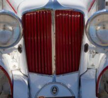 1929 Cord 6-29 Cabriolet Antique Car Sticker