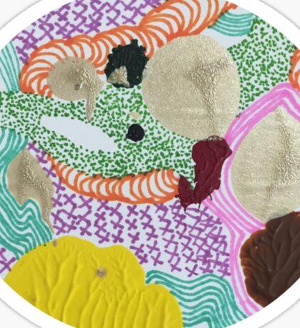 Day Dream Palette  Sticker