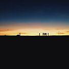 dusk turns to dawn. by Santamariaa
