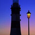 Smeaton's Tower by Andy Fox