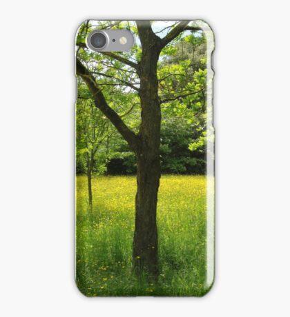 Buttercup meadow iPhone Case/Skin