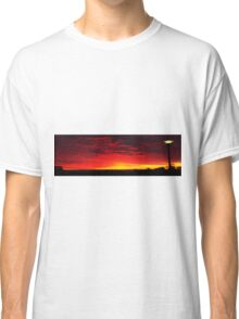 sunset night Classic T-Shirt