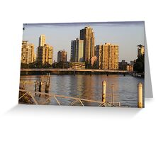 Gold Coast Greeting Card