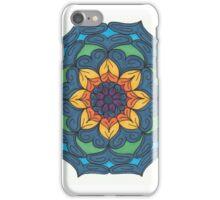 Mandala Drawing #19 Original Design by TAM iPhone Case/Skin