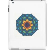 Mandala Drawing #19 Original Design by TAM iPad Case/Skin