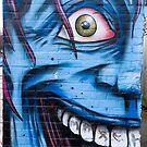 Blue Eye by BizziLizzy