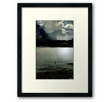 The Fisher King. Framed Print