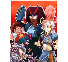 We Are the 8Bit Gems Photographic Print