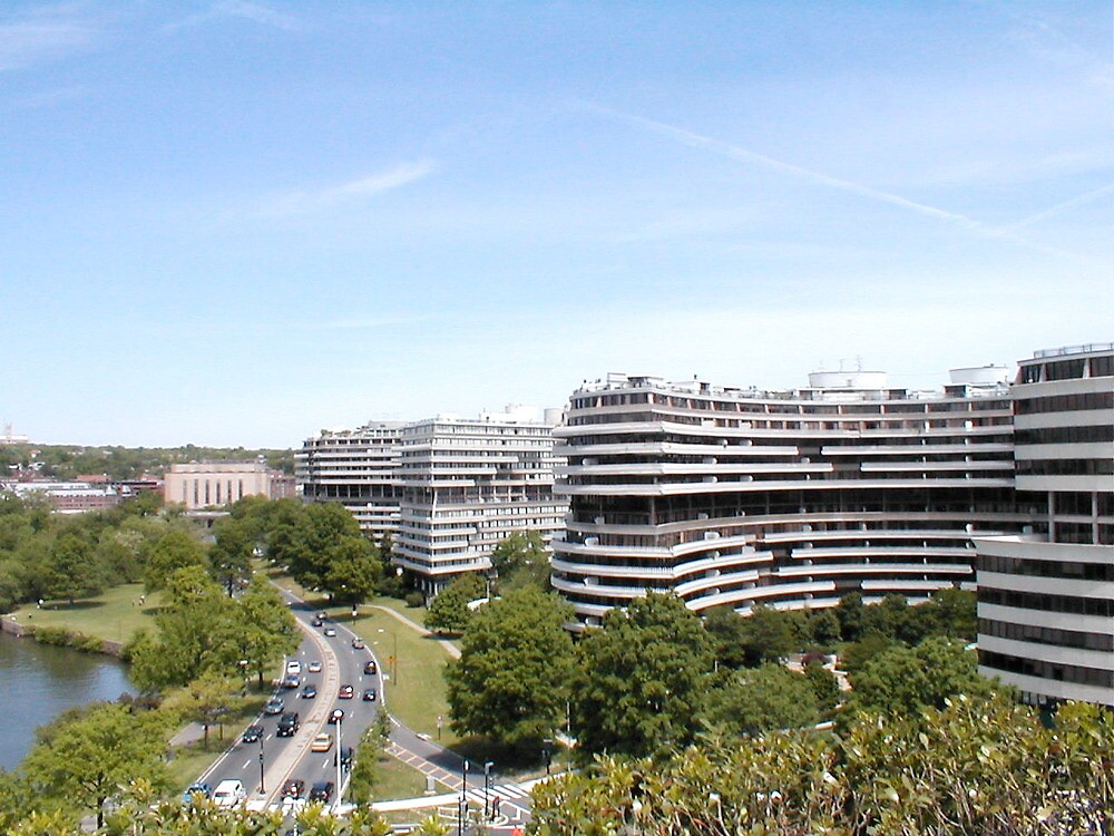 Watergate by AJ Belongia