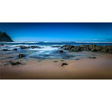 Mystical Beach Photographic Print