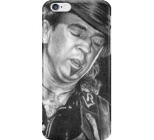 Stevie Ray Vaughan SRV iPhone Case/Skin