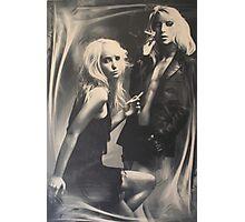 Cafe Gemini Photographic Print