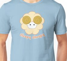 Sleepy Sheep Unisex T-Shirt