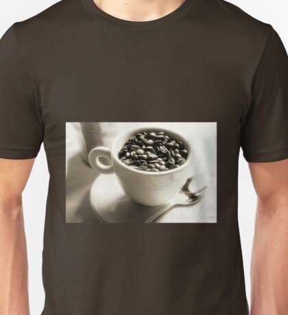 Fresh Coffee Beans Unisex T-Shirt