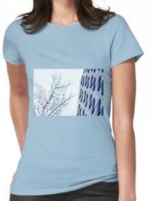Glass and Ice Womens Fitted T-Shirt