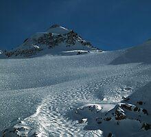 Frozen Desert by John Gaffen