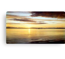 Royal Oak Memorial Scapa Flow Canvas Print