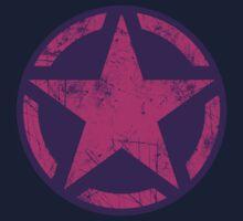 Hot Pink Vintage American Star by Garaga