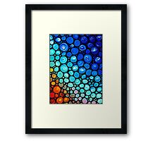 Abstract 2 Framed Print