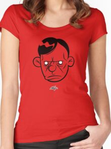 grumpy Women's Fitted Scoop T-Shirt