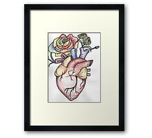 Love Wins Framed Print