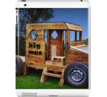 Big Mac Cubby House iPad Case/Skin