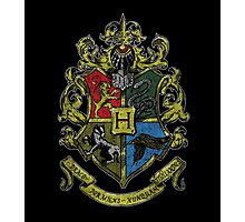 Wizard's Crest Photographic Print