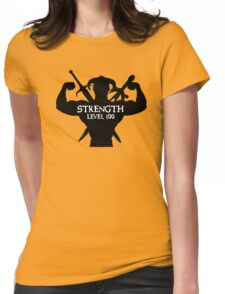 Level 100 Womens Fitted T-Shirt