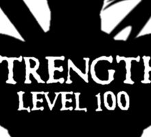 Level 100 Sticker