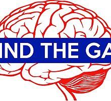 Mind the gap Brain #1 by BenH4