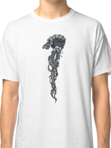 Techno Monkey Totem  Classic T-Shirt
