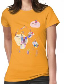 Mr Vassily's Holidays Womens Fitted T-Shirt
