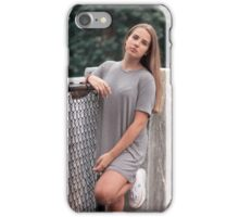 Olivia 1 iPhone Case/Skin