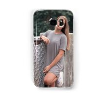 Olivia 1 Samsung Galaxy Case/Skin