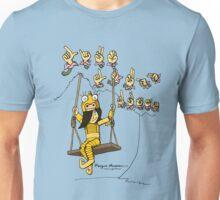 Yuki and the Sign Language Tree Unisex T-Shirt