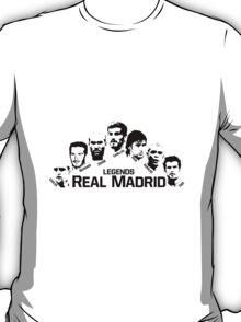 real madrid legends T-Shirt