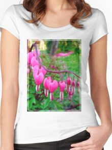 Spring and Love Women's Fitted Scoop T-Shirt