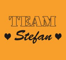 Team Stefan by PaganGal