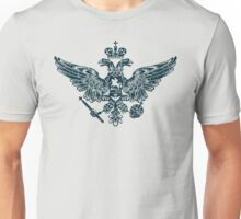 Coat of Arms of Russian Empire Unisex T-Shirt