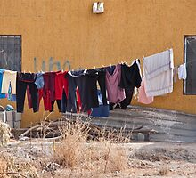 La Paz Washday by phil decocco
