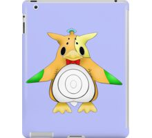 Penguin of the Dandy Persuasion iPad Case/Skin