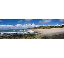 Gunwalloe Beach, Cornwall Photographic Print