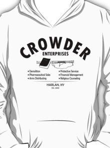 Crowder Enterprises (Black) T-Shirt