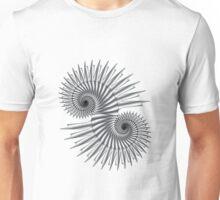 Double Spiral 01 Unisex T-Shirt