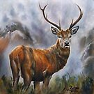 King Of The Glen by Anne Zoutsos